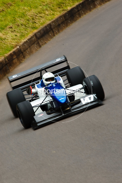Car number 147 at Shelsley Hill climb 6/6/10