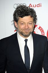 Andy Serkis attends The London Critics' Circle Film Awards at The MayFair Hotel, London, United Kingdom. Sunday, 2nd February 2014. Picture by Chris Joseph / i-Images