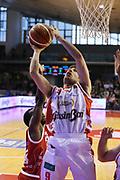 De Nicolao Andrea<br /> Grissin Bon Reggio Emilia - The Flexx Pistoia<br /> Lega Basket Serie A 2016/2017<br /> Reggio Emilia 30/04/2017<br /> Foto Ciamillo-Castoria