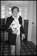 THEO FENNELL, Nicky Haslam hosts a party to launch a book by  Maureen Footer 'George Stacey and the Creation of American Chic' . With a foreword by Mario Buatta. Kensington. London. 11 June 2014