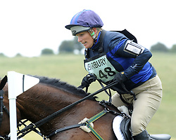 Image ©Licensed to i-Images Picture Agency. 05/07/2014. Barbury, United Kingdom. Day 3. Zara Phillips on Mr. Murt. Picture by i-Images