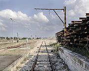 Stazione Venusio. Matera, 11 agosto 2013. Christian Mantuano / OneShot