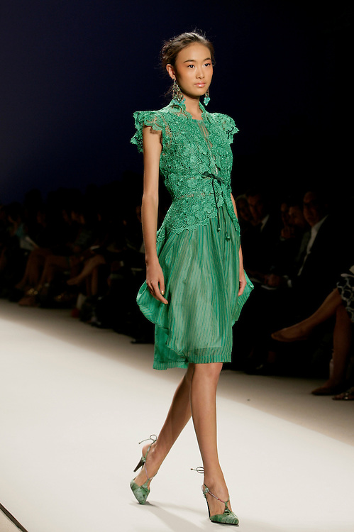 Tracy Reese<br /> Spring/Summer 2009 Collection<br /> New York Fashion Week Sept 2008