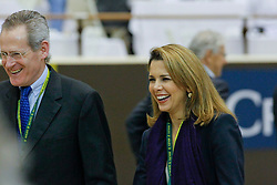 HRH Princess Haya (JOR)<br /> Rolex FEI World Cup Final - Geneve 2010<br /> © Dirk Caremans