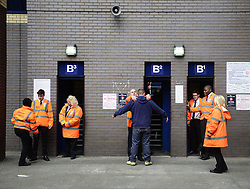 Fans arrive at the Hawthorns for the first premier league game of the 14/15 season - Photo mandatory by-line: Joe Meredith/JMP - Mobile: 07966 386802 16/08/2014 - SPORT - FOOTBALL - West Bromwich - The Hawthorns - West Bromwich Albion v Sunderland - Barclays Premier League