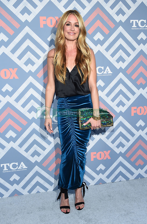 August 8, 2017 West Hollywood, CA Halston Sage FOX TCA After Party held at the SoHo House. 08 Aug 2017 Pictured: Cat Deeley. Photo credit: © O'Connor/AFF-USA.com / MEGA TheMegaAgency.com +1 888 505 6342