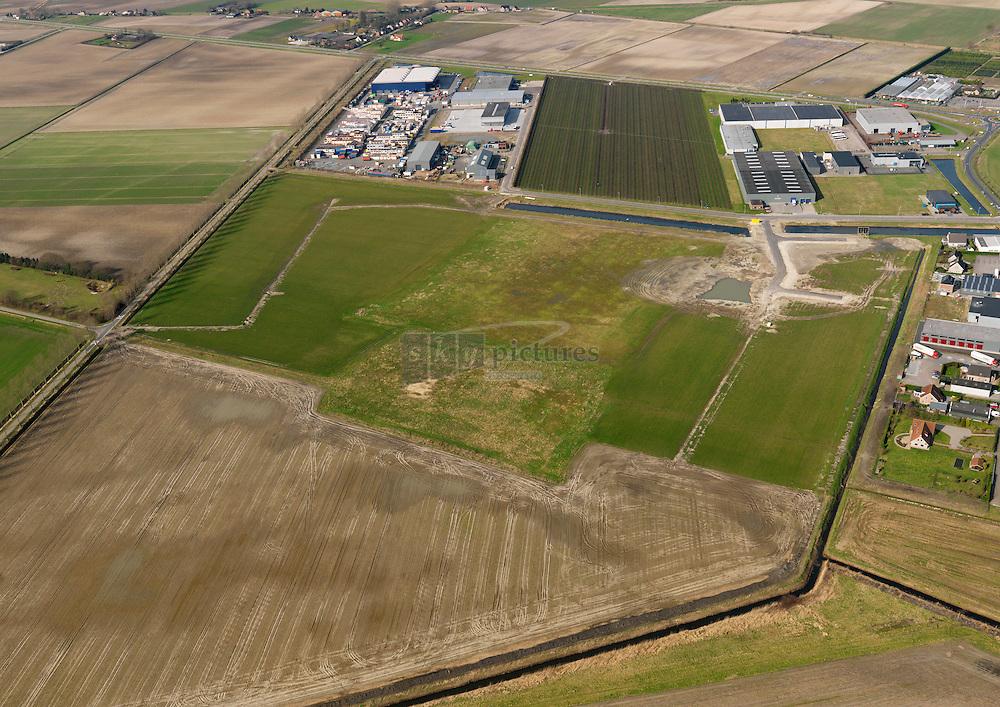 Toekomstig bedrijventerrein Hogeweg 5 is een project van Heijmans