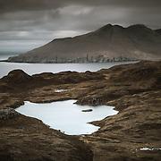 Loch Nam Ban Mora, Isle of Eigg
