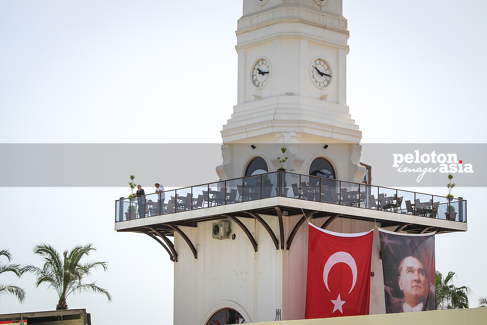 Tour of Turkey 2015 / Stage 3/ Kemer - Elmali / 165.3km / Fans