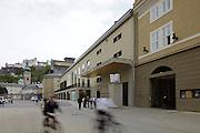 Grosses Festspielhaus, Felsenreitschule, kleines Festspielhaus, Salzburg