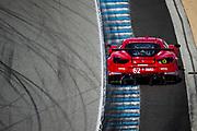 September 21-24, 2017: IMSA Weathertech at Laguna Seca. 62 Risi Competizione, Ferrari 488 GTE, Toni Vilander, Giancarlo Fisichella