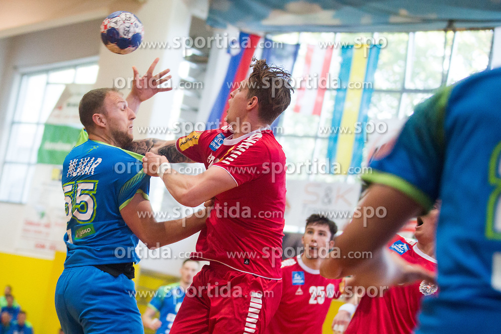 Friendly match between Slovenia and Austria in Cerklje na Gorenjskem, Slovenia on 8th of June, 2019 .Photo by Peter Podobnik / Sportida
