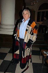 ROBERT MARSHALL-ANDREWS QC MP at the annual House of Lords and House of Commons Parliamentary Palace of Varieties in aid of Macmillan Cancer Support held at St.John's Smith Square, London W1 on 1st February 2007.<br /><br />NON EXCLUSIVE - WORLD RIGHTS