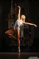 Dance As Art New York City Photography Project Astolat Castle Series with dancer, Jenny Bohlström