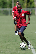 17 May 2006: Midfielder DaMarcus Beasley. The United States' Men's National Team trained at SAS Soccer Park in Cary, NC, in preparation for the 2006 World Cup tournament to be played in Germany from June 9 through July 9, 2006.