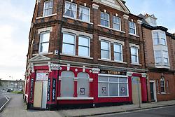 Empty pub, Lowestoft, UK 2018