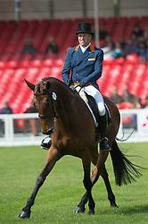 Heffernan Andrew, (NED), Millthyme Corolla<br /> Dressage <br /> Mitsubishi Motors Badminton Horse Trials - Badminton 2015<br /> © Hippo Foto - Jon Stroud<br /> 07/05/15