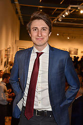 Tom Rosenthal at The Philanthropist After Party held at The Mall Galleries, 17 Carlton House Terrace, London England. 20 April 2017.