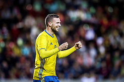 March 28, 2017 - Funchal, Madeira, Portugal - 9. Marcus Berg, ..Sweden defeated Portugal 3-2 in a friendly game at Estadio do Maritimo, Madeira, Portugal 2017-03-28..(c) ERICSSON MARCUS  / Aftonbladet / IBL BildbyrÃ¥....* * * EXPRESSEN OUT * * *....AFTONBLADET / 85729 (Credit Image: © Aftonbladet/IBL via ZUMA Wire)