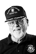 C.M. Hunt, Jr. M.D.<br /> Navy (Active &amp; Reserve)<br /> Physician (anesthesiology) <br /> O-5<br /> Feb. 1970-June 30, 1998<br /> Desert Shield/Storm<br /> <br /> Veterans Portrait Project<br /> Jacksonville, NC