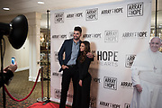 WEST ORANGE,NJ: Images from the Array of Hope 2017 Gala at Mayfair Farms on October 25, 2017.