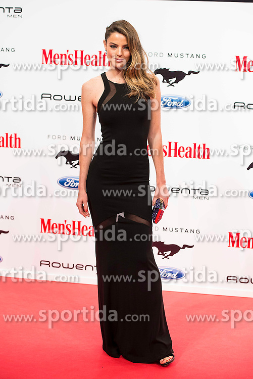 28.01.2016, Goya Theatre, Madrid, ESP, Men'sHealth Awards, im Bild Aida Artiles attends // to the delivery of the Men'sHealth awards at Goya Theatre in Madrid, Spain on 2016/01/28. EXPA Pictures &copy; 2016, PhotoCredit: EXPA/ Alterphotos/ BorjaB.hojas<br /> <br /> *****ATTENTION - OUT of ESP, SUI*****