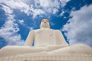 Buddha Statue Seated, Kurunegala Sri Lanka