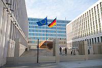 DEU, Deutschland, Germany, Berlin, 08.02.2019: Eröffnung der neuen Zentrale des Bundesnachrichtendienstes (BND).
