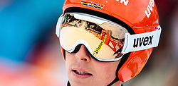 18.12.2016, Nordische Arena, Ramsau, AUT, FIS Weltcup Nordische Kombination, Skisprung, im Bild Eric Frenzel (GER) // Eric Frenzel of Germany during Skijumping Competition of FIS Nordic Combined World Cup, at the Nordic Arena in Ramsau, Austria on 2016/12/18. EXPA Pictures © 2016, PhotoCredit: EXPA/ JFK