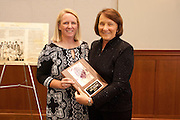 Kara Gilligan - Softball & Lacrosse- Rowan University Homecoming Sports Hall of Fame Class of 2011 Induction on Sunday October 23, 2011. (Photo / Mat Boyle)