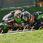 Imola 12/05/2018, Autodromo Enzo e Dino Ferrari<br /> Campionato mondiale Superbike 2018<br /> Jonathan Rea ( Kawasaki Racing Team )
