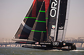 Oracle AC72 Testing