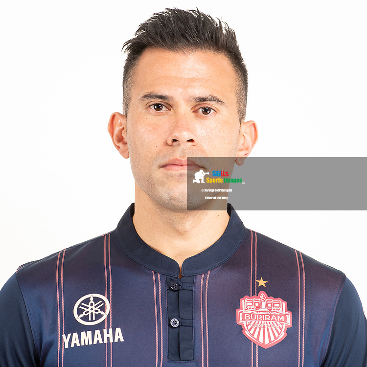 THAILAND - JUNE 26: Javier Patino #20 of Buriram United on June 26, 2019.<br /> .<br /> .<br /> .<br /> (Photo by: Naratip Golf Srisupab/SEALs Sports Images/MB Media Solutions)