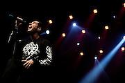 Belo Horizonte_MG, Brasil...Show do Capital Inicial no Chevrolet Hall em Belo Horizonte, Minas Gerais...The concert of Capital Inicial in Chevrolet Hall in Belo Horizonte, Minas Gerais...Foto: LEO DRUMOND / NITRO