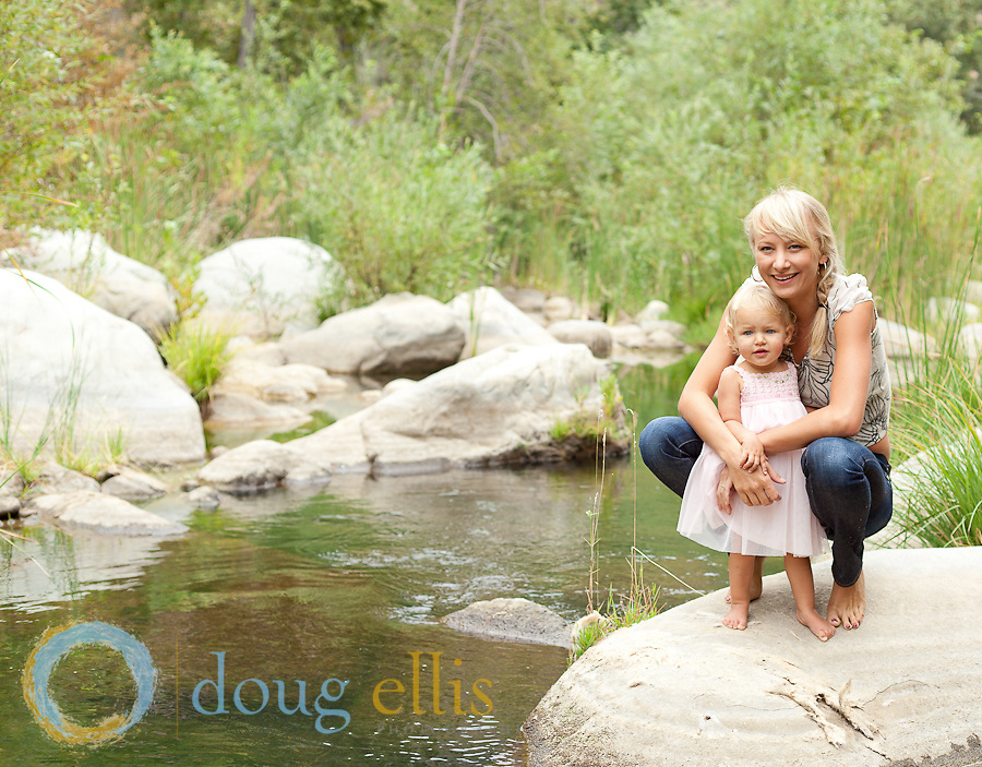 Family photos and pictures in Ojai and Santa Barbara