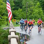 June XX, 2009 - The 2009 American Lung Association Trek Across Maine.