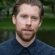 NLD/Amsterdam/20150921 - Persviewing Sbs Programma's  Dokter Tinus en Bureau Raampoort, Tim Haars
