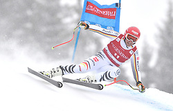 03.03.2019, Olympiabakken, Kvitfjell, NOR, FIS Weltcup Ski Alpin, SuperG, Herren, im Bild Josef Ferstl GER // in action during his run in the men's Super-G of FIS ski alpine world cup.  Olympiabakken in Kvitfjell, Norway on 2019/03/03. EXPA Pictures © 2019, PhotoCredit: EXPA/ SM<br /> <br /> *****ATTENTION - OUT of GER*****