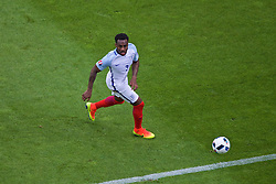 LENS, FRANCE - Thursday, June 16, 2016: England's Danny Rose during the UEFA Euro 2016 Championship Group B match against England at the Stade Bollaert-Delelis. (Pic by Paul Greenwood/Propaganda)
