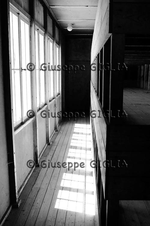 Dachau concentration camp.<br /> July 2013.