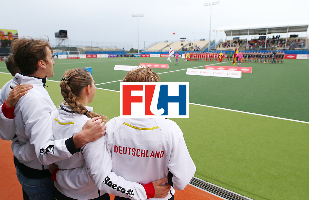 New Zealand, Auckland - 18/11/17  <br /> Sentinel Homes Women&rsquo;s Hockey World League Final<br /> Harbour Hockey Stadium<br /> Copyrigth: Worldsportpics, Rodrigo Jaramillo<br /> Match ID: 10293 - ENG vs GER<br /> Photo: