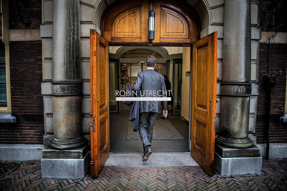 DEN HAAG - Mark Rutte<br /> Minister-president van Nederland vvd in den haag COPYRIGHT ROBIN UTRECHT