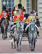 Queen 90th Birthday - Trooping The Colour 3