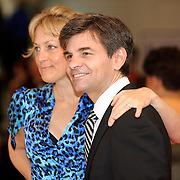 Ali Wentworth, George Stephanopoulos