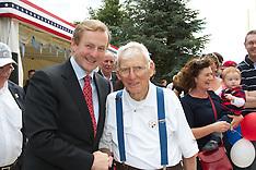 July 4, 2012, U.S. Ambassador to Ireland Dan Rooney hosted the third Irish-American Flag Football C