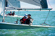 2018 Para Sailing World Championship, Sheboygan, Wisconsin, USA. Over 90 competitors from 39 nations in three classes — Hansa 303, 2.4m OD, and RS Venture — competing from 18 September to 22 September 2018. The host, Sail Sheboygan & SEAS, is located on the water of Lake Michigan, the fourth largest fresh water lake in the world.