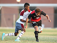 September 15, 2015: The Mid-America Christian University Evangels play against the Oklahoma Christian University Eagles on the campus of Oklahoma Christian University.