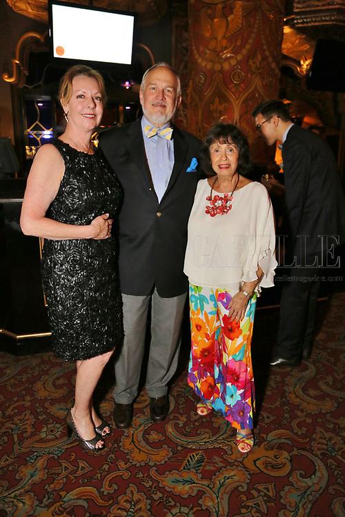 Brenda Mainer, Robert Wetzel, Mary Strauss