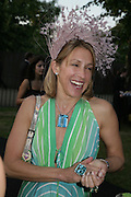 MAIA NORMAN, The Summer Party in association with Swarovski. Co-Chairs: Zaha Hadid and Dennis Hopper, Serpentine Gallery. London. 11 July 2007. <br />