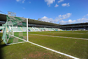 Home Park before the Sky Bet League 2 match between Plymouth Argyle and Oxford United at Home Park, Plymouth, England on 5 March 2016. Photo by Graham Hunt.